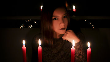 LilithMystic szexi webkamerás show-ja – Lány a Jasmin oldalon