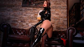 WandaDom's hot webcam show – Fetish on Jasmin