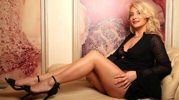 LuckySara tüzes webkamerás műsora – Érett Hölgy Jasmin oldalon