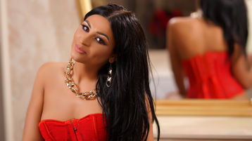 EvaSparkle szexi webkamerás show-ja – Lány a Jasmin oldalon