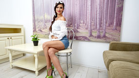 Bellary's hot webcam show – Hot Flirt on LiveJasmin