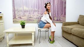 Bellarys hete nettkamera show – Het flirt på Jasmin