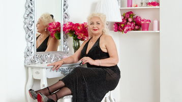 GrannyNeeeds'n kuuma webkamera show – Kypsä Nainen Jasminssa