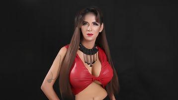 MeatyCockRhiana's hete webcam show – Transgendered op Jasmin
