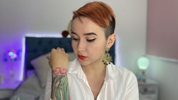 Show quente na webcam de LenaMeier – Meninas em Jasmin