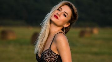 ZairraAsh:n kuuma kamera-show – Nainen sivulla Jasmin