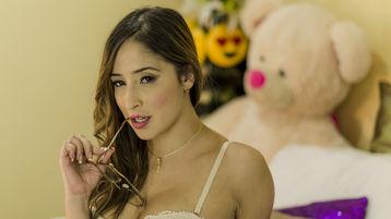 AdeleGorgeousX tüzes webkamerás műsora – Lány Jasmin oldalon