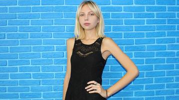 UnaParkss hete nettkamera show – Het flirt på Jasmin