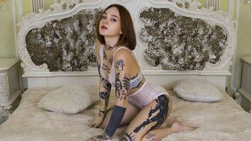VivienGoth's heiße Webcam Show – Mädchen auf Jasmin