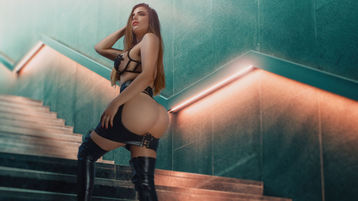KellyAstor szexi webkamerás show-ja – Lány a Jasmin oldalon
