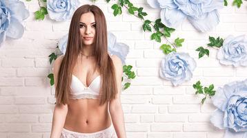 GiseleBi vzrušujúca webcam show – Dievča na Jasmin