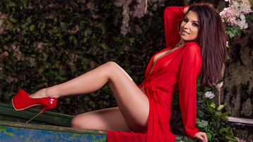 AishaDevereaux:n kuuma kamera-show – Nainen sivulla Jasmin