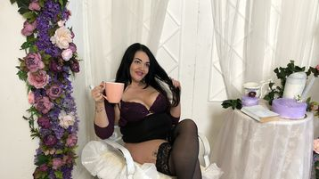 JustMila's hot webcam show – Mature Woman on Jasmin