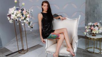 PenelopeVizia のホットなウェブカムショー – Jasminのいちゃつく
