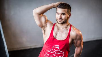 Show quente na webcam de MachoMichael – Rapaz para Rapaz em Jasmin