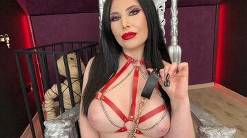 StefannyeDomme のホットなウェブカムショー – Jasminのフェチ女