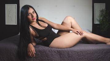 DianaRua szexi webkamerás show-ja – Lány a Jasmin oldalon