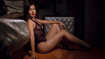 AvaAkers:n kuuma kamera-show – Nainen sivulla Jasmin