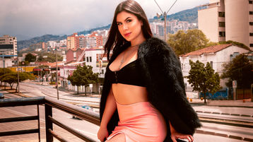 AliSims szexi webkamerás show-ja – Lány a Jasmin oldalon