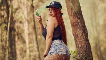 TifannyRougue sexy webcam show – Dievča na Jasmin