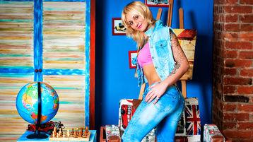 Lexsania's hete webcam show – Transgendered op Jasmin