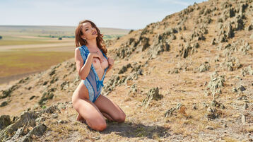AnnaLevy's hot webcam show – Girl on Jasmin