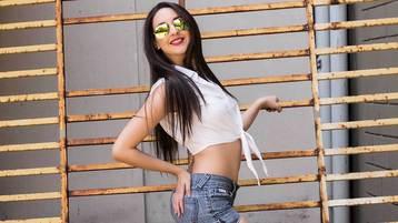 EmmaSimmone tüzes webkamerás műsora – Lány Jasmin oldalon