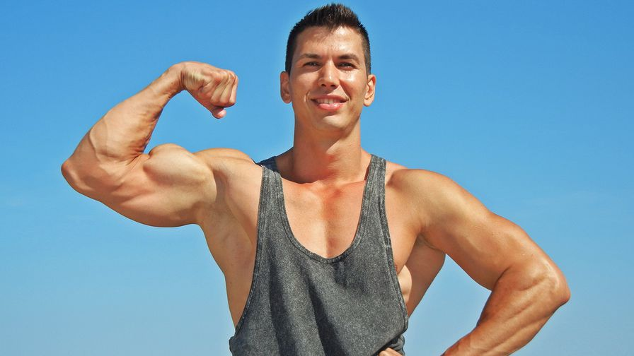 MuscularGOD's profile picture – Gay on LiveJasmin