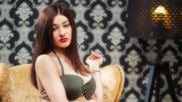 AriaBerry:n kuuma kamera-show – Nainen sivulla Jasmin