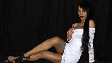 Gorący pokaz AmberFantasyTS – Transseksualista na Jasmin