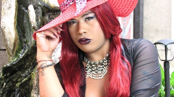 tsVIOLETT`s heta webcam show – Transgender på Jasmin