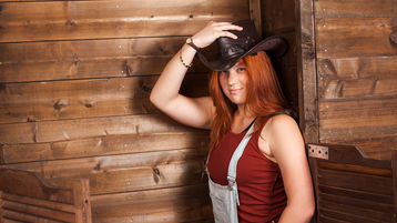 C0untryGirl:n kuuma kamera-show – Nainen sivulla Jasmin
