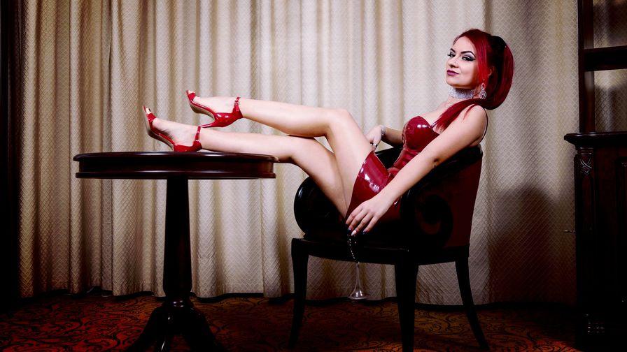 Poza de profil a lui CrimsonDiva – Femeie fetis pe LiveJasmin