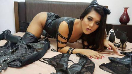 jamelahjuicesxx fotografía de perfil – Transexual en LiveJasmin