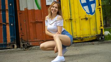 EmiliaFireflys hete nettkamera show – Jente på Jasmin