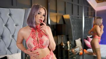 AllyeGlow szexi webkamerás show-ja – Lány a Jasmin oldalon
