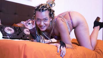 DJTiaret's hot webcam show – Girl on Jasmin