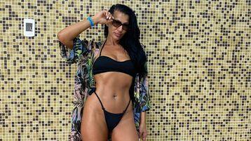 AnacondaWild szexi webkamerás show-ja – Lány a Jasmin oldalon