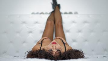 SensualCherrin:n kuuma kamera-show – Nainen sivulla Jasmin