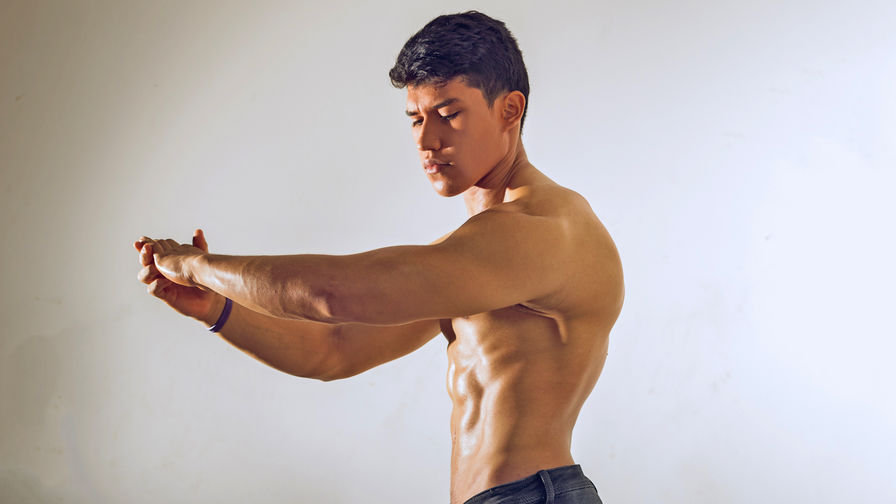 RoyMuscles's profile picture – Boy for Girl on LiveJasmin