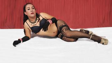 HotAddictedLust'n kuuma webkamera show – Trans-sukupuoliset Jasminssa