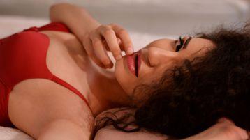AliceHarmony:n kuuma kamera-show – Nainen sivulla Jasmin
