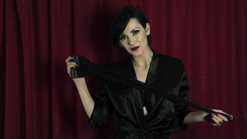 GoddessKaylin tüzes webkamerás műsora – Fétis  Jasmin oldalon