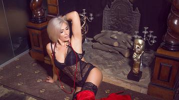 KaterinaHunt:n kuuma kamera-show – Nainen sivulla Jasmin
