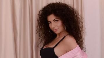 QuinaVenntura:n kuuma kamera-show – Nainen sivulla Jasmin