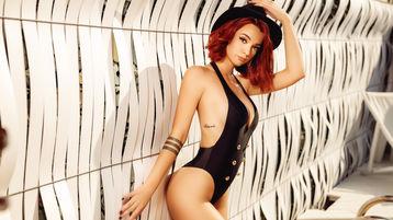 AliciaHart szexi webkamerás show-ja – Lány a Jasmin oldalon