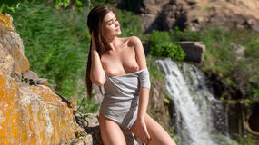 Staccey's hot webcam show – Girl on LiveJasmin