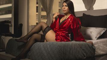 NatalieGlorious tüzes webkamerás műsora – Lány Jasmin oldalon