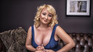 OlgaSeduction szexi webkamerás show-ja – Érett Hölgy a Jasmin oldalon