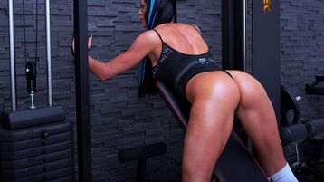 Show quente na webcam de AdelineMuscleFit – Meninas em Jasmin